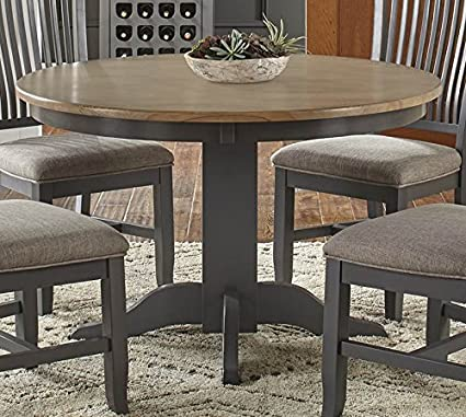 Amazon Com A America Port Townsend 48inch Round Dining