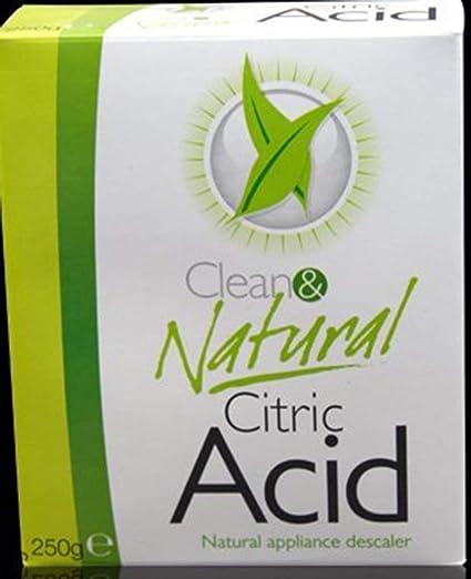 CLEAN AND NATURAL CITRIC ACID POWDER