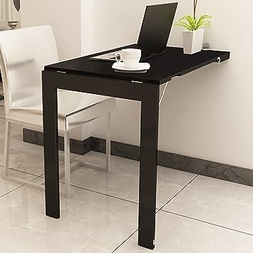 Amazon.de: ERRU- Wandtisch Schreibtisch Europäischer Stil Faltender ...