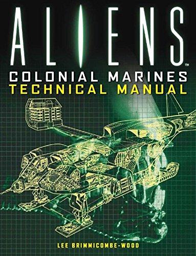 Pdf Entertainment Aliens: Colonial Marines Technical Manual