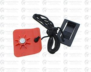 NordicTrack T5 ZI Treadmill Safety Key Model Number NTL610090 Part Number 290776