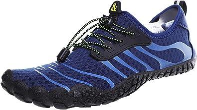Veluckin Zapatos de Agua Zapatillas de Playa Skin Shoes Barefoot ...