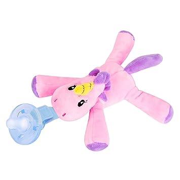Amazon.com: Chupete de juguete para bebé, desmontable ...