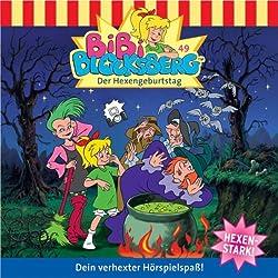 Der Hexengeburtstag (Bibi Blocksberg 49)
