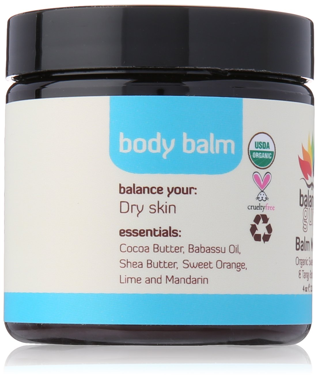Balanced Guru Balm Me Up Face Treatments