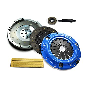 Amazon.com: EFT STAGE 2 CLUTCH KIT+FIDANZA FLYWHEEL ECLIPSE TALON LASER AWD 2.0L TURBO 7-BOLT: Automotive