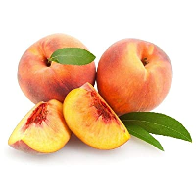 hudiemm0B Peach Seeds, 50Pcs Sweet-Peach Seeds Juicy Delicious Fruit Tree Garden Yard Bonsai Plant Peach Seeds: Sports & Outdoors