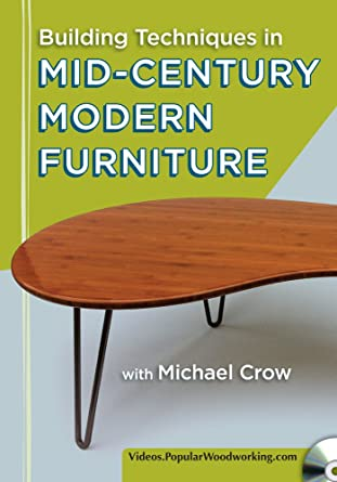 Amazing Amazon Com Building Techniques In Mid Century Modern Ncnpc Chair Design For Home Ncnpcorg