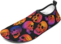 Chaussures de bain tête de mort 2
