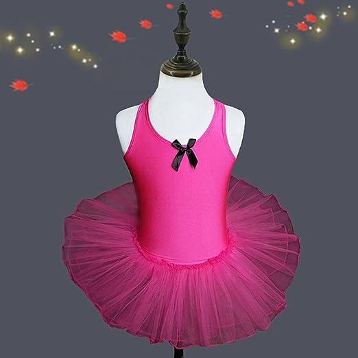 09fd8d44f750 Amazon.com  Goodlock Toddler Kids Fashion Dress Baby Girls Gauze Leotards  Ballet Bodysuit Dancewear Dress Clothes Outfits  Clothing