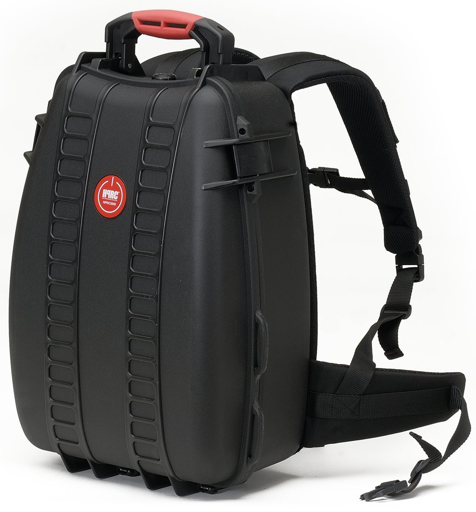 Amazon.com : HPRC 3500E Backpack Empty Hard Case (Black) : Camera Cases : Camera & Photo