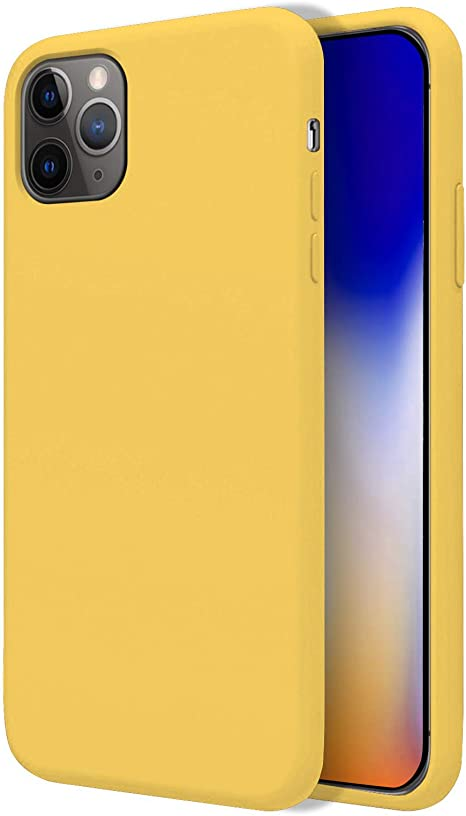 cover iphone 11 gialla