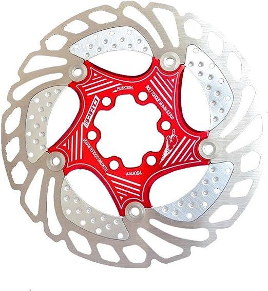 ZYXZXC Disco Freno Disco 60mm 6 Tornillos Durable Bicicleta de ...