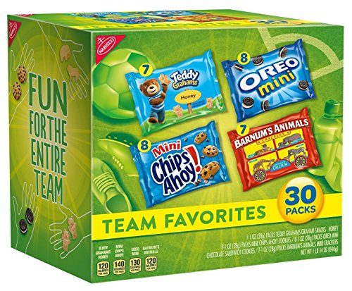 Nabisco Team Favorites Mix