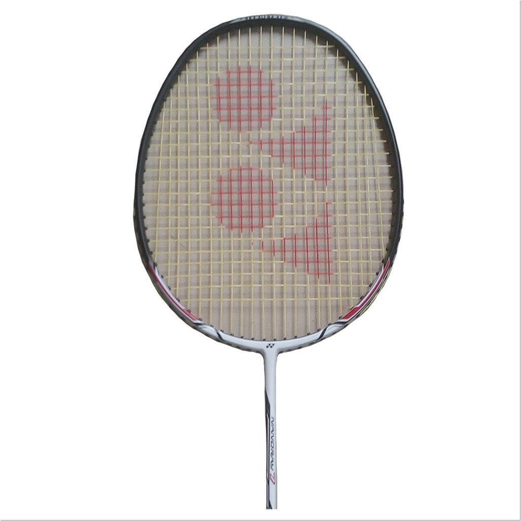 Badminton Schl/äger 2017/Schl/äger 4U//G5/fertig bespannt mit halbe L/änge Bezug /& 20/ Yonex Nanoray New 10/F rot Lime blau Blausilber, 32010401