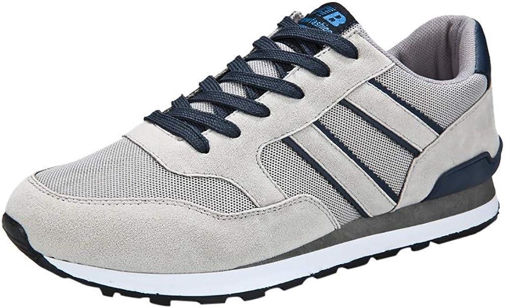Jodier Zapatillas de Seguridad para Hombre Antideslizante Calzado de Trabajo para Ligeras Comodas Zapatos Ligeros para Andar Senderismo Gimnasia Entrenamiento Zapatillas de Running: Amazon.es: Zapatos y complementos