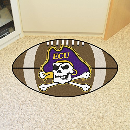 East Carolina University Football Mat (Fanmats East Carolina University)