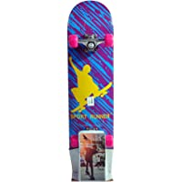 Xslide SkateBoard Kaykay Kaykaylar, Çocuklar, çok renkli, Tek Beden
