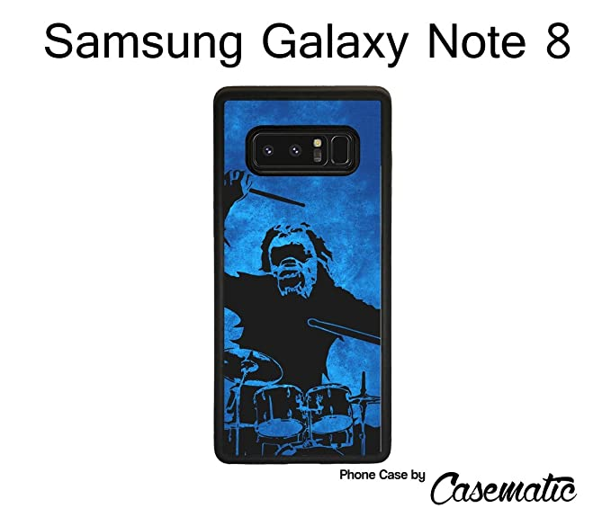 Samsung Galaxy Note 8 Case Moon Phases Rubber Black Protective Phone Case For Samsung Galaxy Note