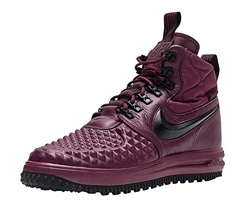 0880afb235c9 Nike Lunar Force 1 Duckboot 17 Men Bordeaux Black 916682-601 (8.5 ...