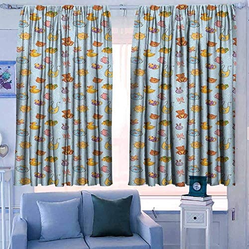 Lovii Insulating Blackout Curtains 63