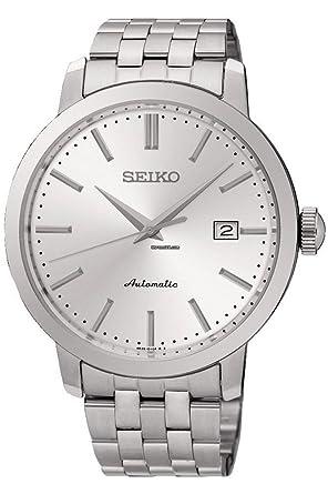 Reloj de Hombre Seiko Neo Classic automático SRPA23K1: Amazon.es: Relojes