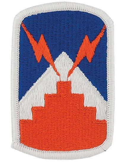 Amazon.com  7th Signal Brigade Dress Patch  Military Apparel ... 31c14204346