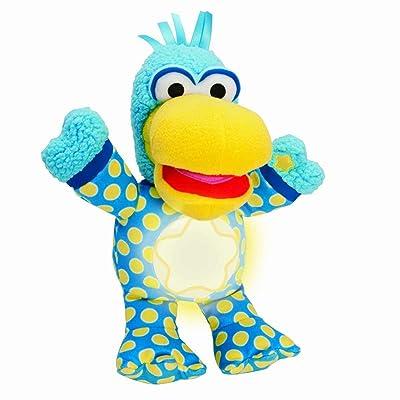 Pajanimals NightTime Squacky Plush Toy: Toys & Games