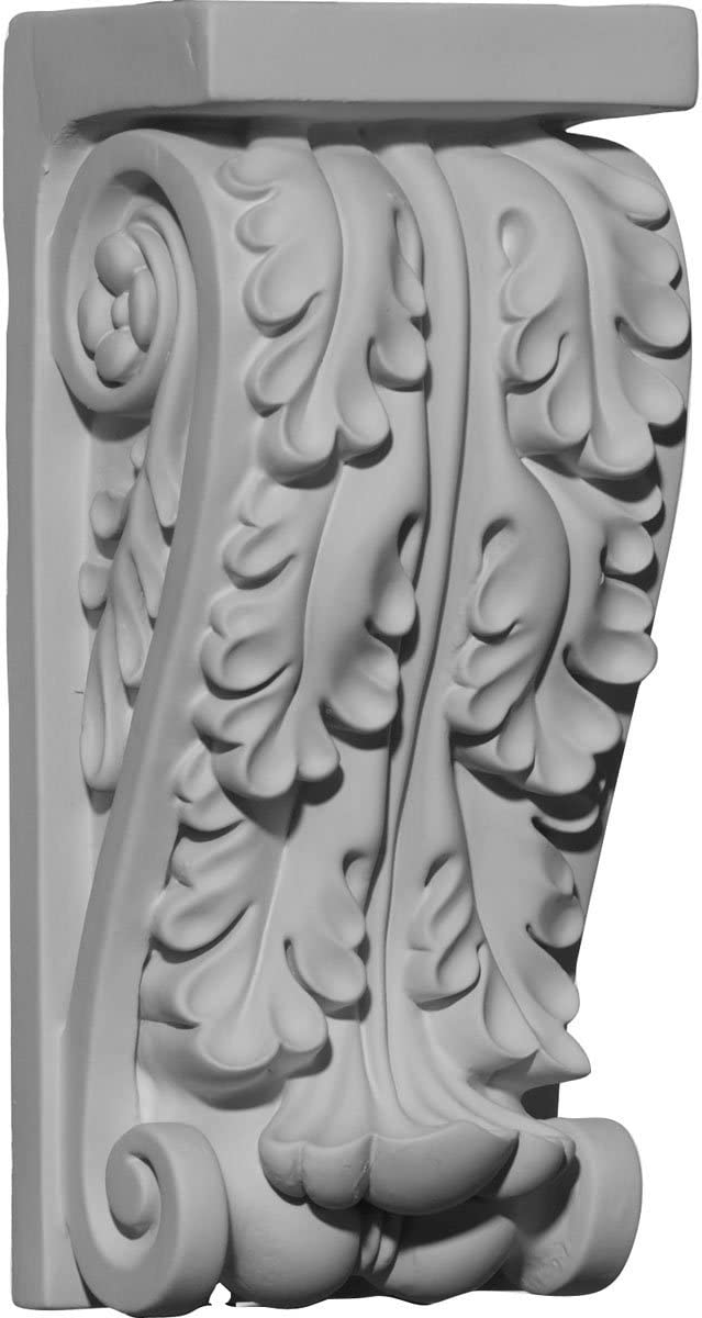 Ekena Millwork COR03X05X01OX-CASE-2 Corbel Factory Primed and Ready for Paint