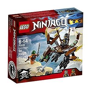 LEGO Ninjago Cole's Dragon 70599