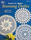 Learn to Make Stunning Crochet Doilies