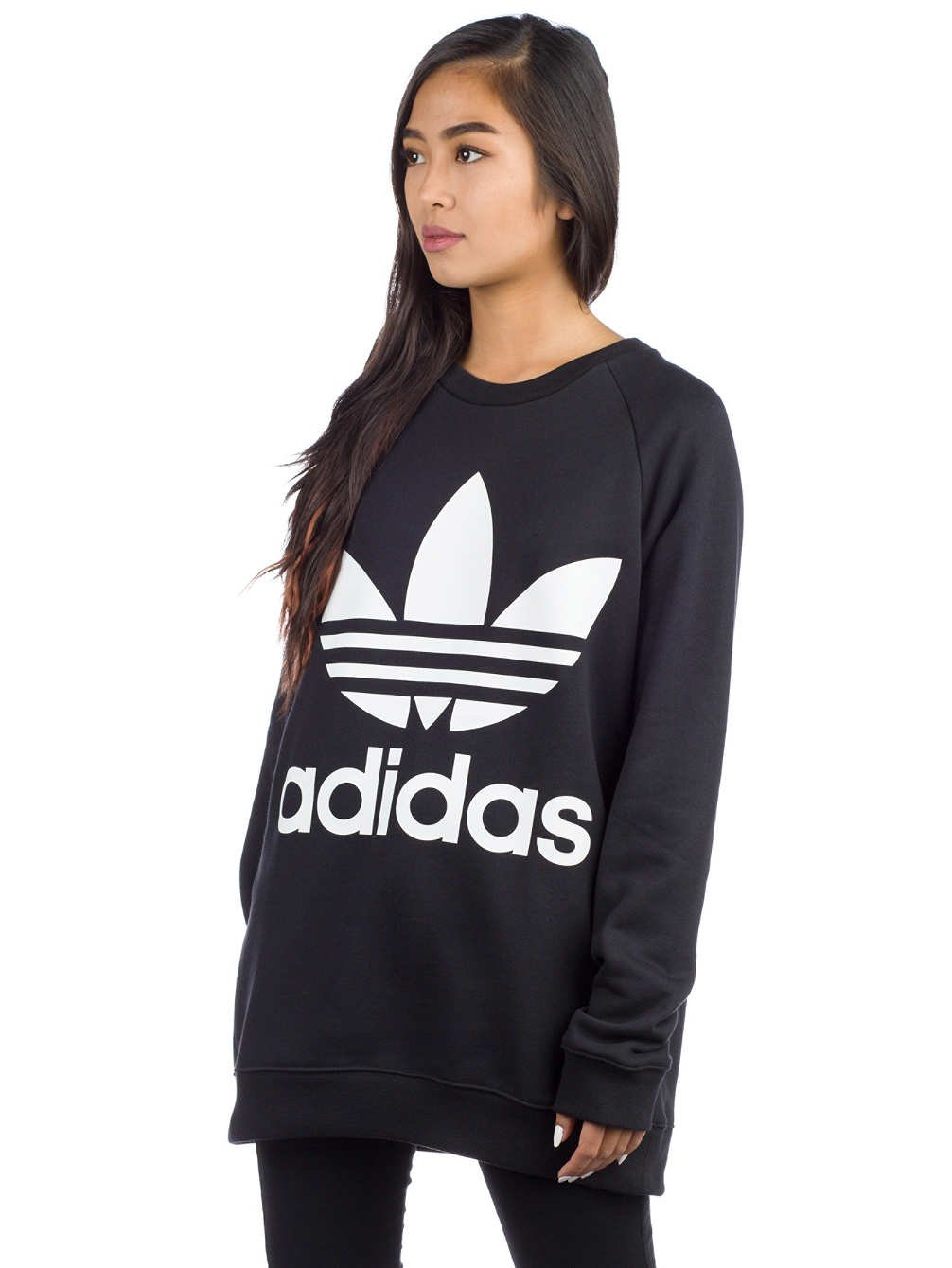 adidas Women's Oversized Sweatshirt