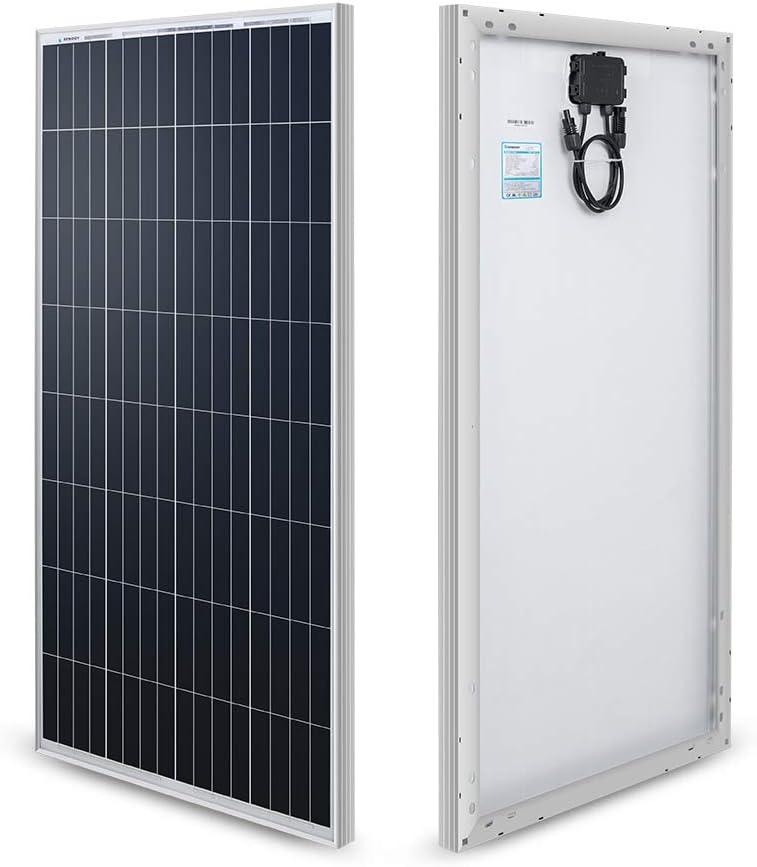Renogy 100 Watt 12 Volt Monocrystalline Solar Panel (New Edition)