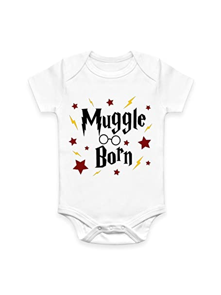 e68d45799 Coco Rascal® Baby Boy Girl Harry Muggle Born Potter Wizard Magic ...