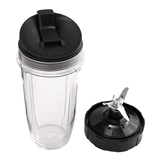 Generic Mixer Replacement Accessories 24oz Cup Lid Blade For ...