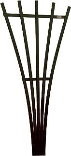 product image for Highwood AD-TREL1-CHE Hartford Traditional Fan Trellis, Charleston Green