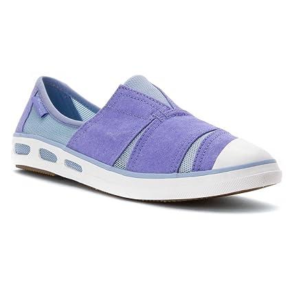 Women's Vulc N Vent Slip PFG Canvas Rubber Outdoor Boat Shoes