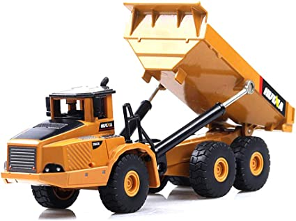 1:50 Excavator Diecast Alloy Engineering Vehicle Model Toys Gift Truck Car !