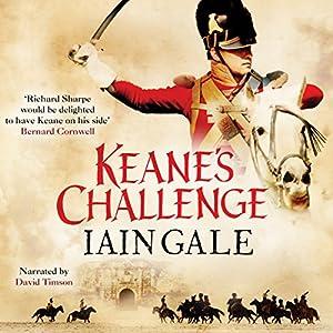 Keane's Challenge Audiobook