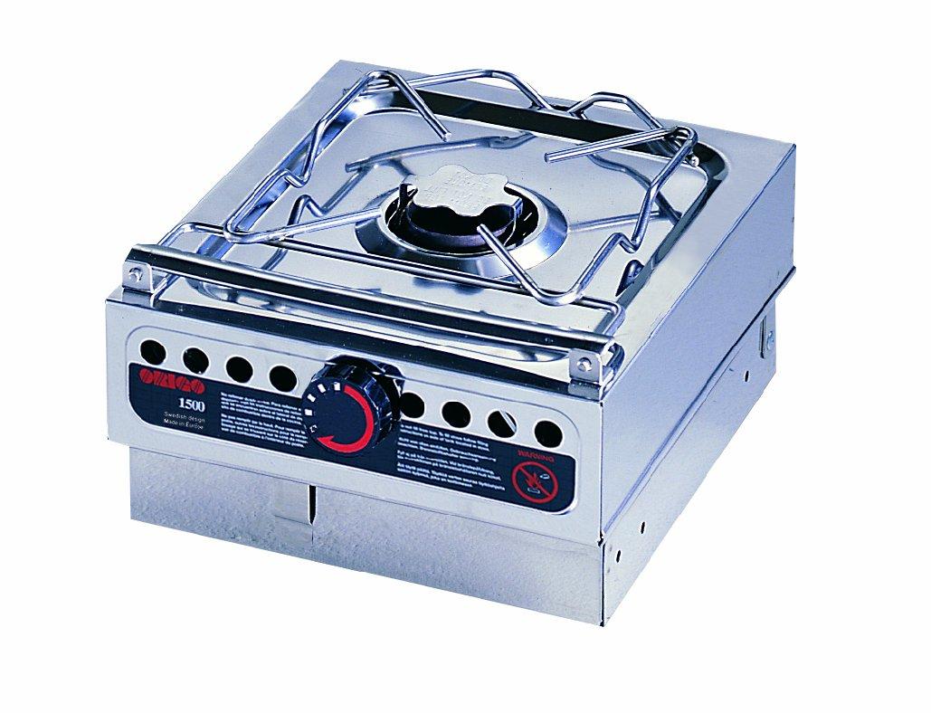 Dometic ORIGO 1500 - Cocina portátil de alcohol de un fuego: Amazon.es: Coche y moto