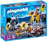 PLAYMOBIL Lion Knight's Troop