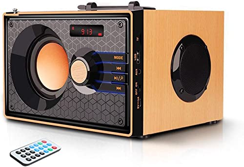 Tenmiya Portable Bluetooth boombox review
