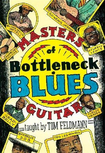 Masters of Bottleneck Blues Guitar