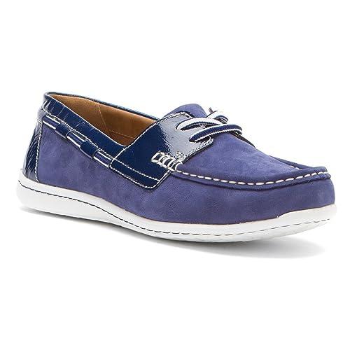 1a39e457406b1d ... CLARKS Women s Blue Patent Artisan Cliffrose Sail 9.5 B(M) US arrives  5a5d3  Clarks Sail Festival Women s Sandals in Various Colours ...