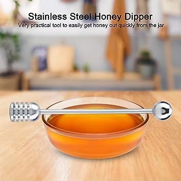 Zclleiyi Licuadora portátil Honey Stick - Honey Dipper Stick ...
