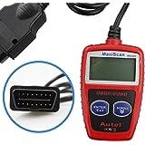 Flylink - MaxiSxan MS309 OBD Outil De Diagnostic Scanner Code Reader/ Universel Automobile OBD2 EOBD Lecteur De Code De Défaut