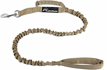 OutdoorMaster Bungee Dog Leash