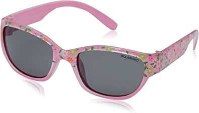 CANCER COUNCIL KIDS Girl'S Dolphin Sunglasses, Bloomy Pink, 46mm