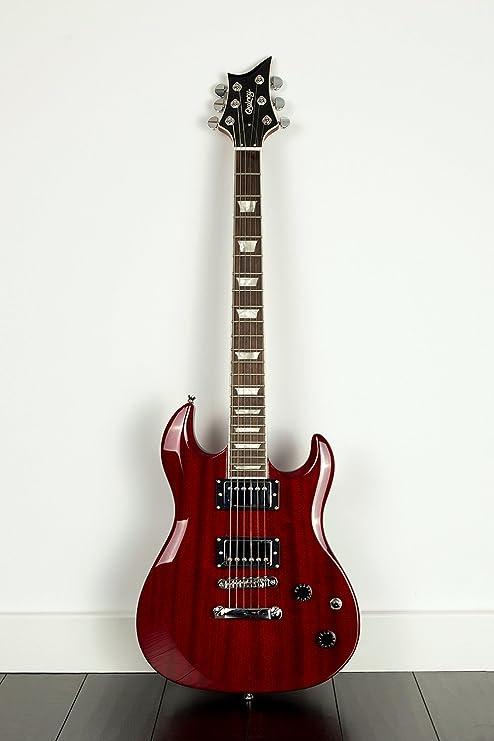 Japón guitarra eléctrica estilo SG estilo de QUINCY