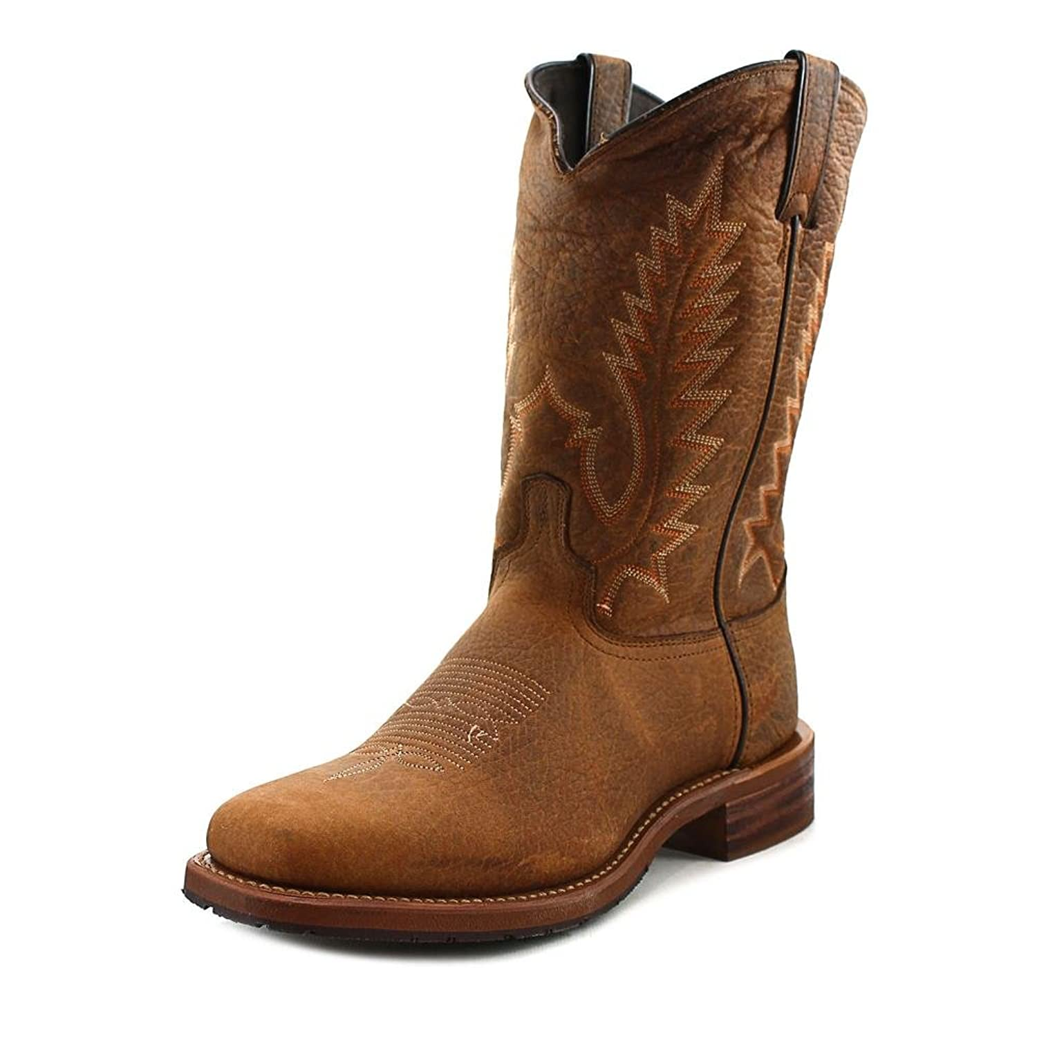 Abilene Men's Boot Pioneer Western Square Toe - 6724
